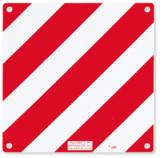 Markeringsbord Aluminium_
