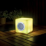 Smooz Cube 15 | Bluetooth Speaker met verlichting_
