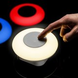 Smooz Disc | Bluetooth Speaker met verlichting_