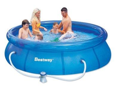 Bestway Fast Set 305x76 | Zwembad