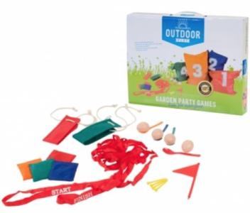 Outdoor Play Spellenpakket