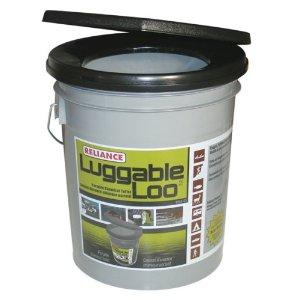 Reliance Luggable Loo | Toiletemmer