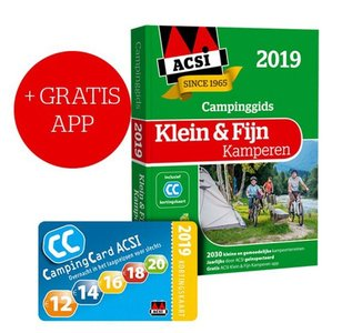 ACSI Campinggids Klein en Fijn Kamperen